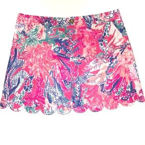 Lilly Pulitzer Colette Skort Size 8 NWT